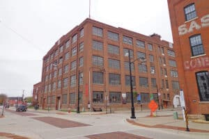 Historic Dubuque Iowa Project at Recyclean, Inc.