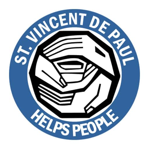 St. Vincet De Paul Help People at Recyclean, Inc.